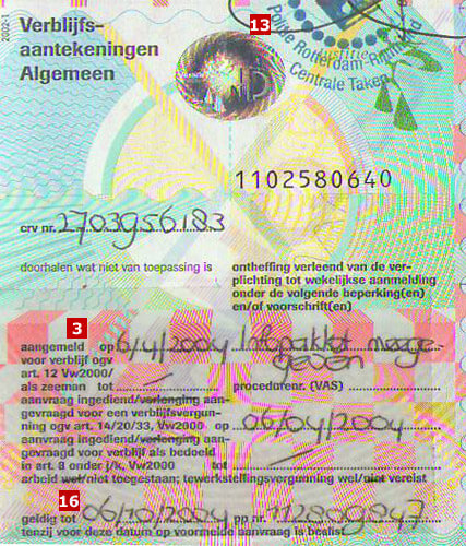 Netherlands Visa Application Requirements Residents Of Egypt Visahq